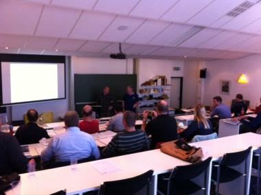 Opleiding 'ontwerpen van zonne-energie-ssytemen en veilig werken.