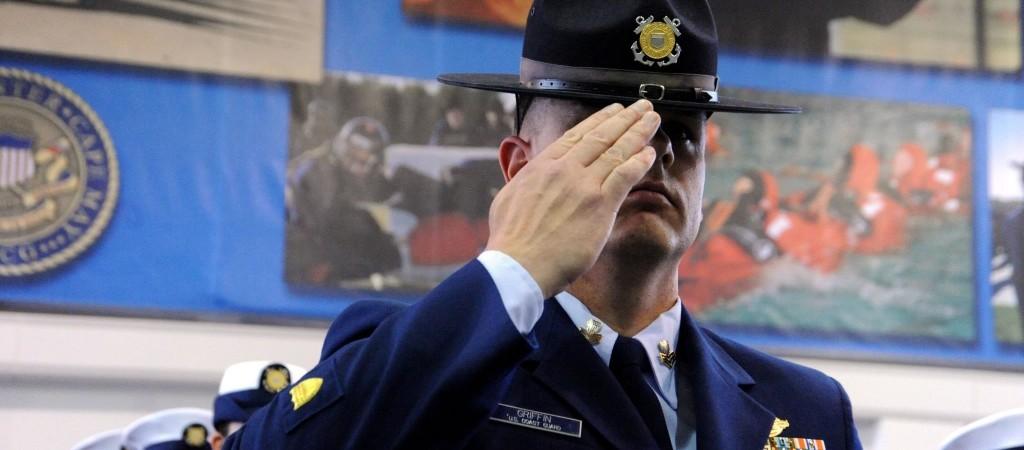 Coast Guard Salute