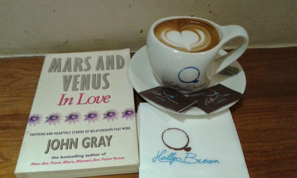 Mars and Venus In Love (1996) by Dr. John Gray & True ...