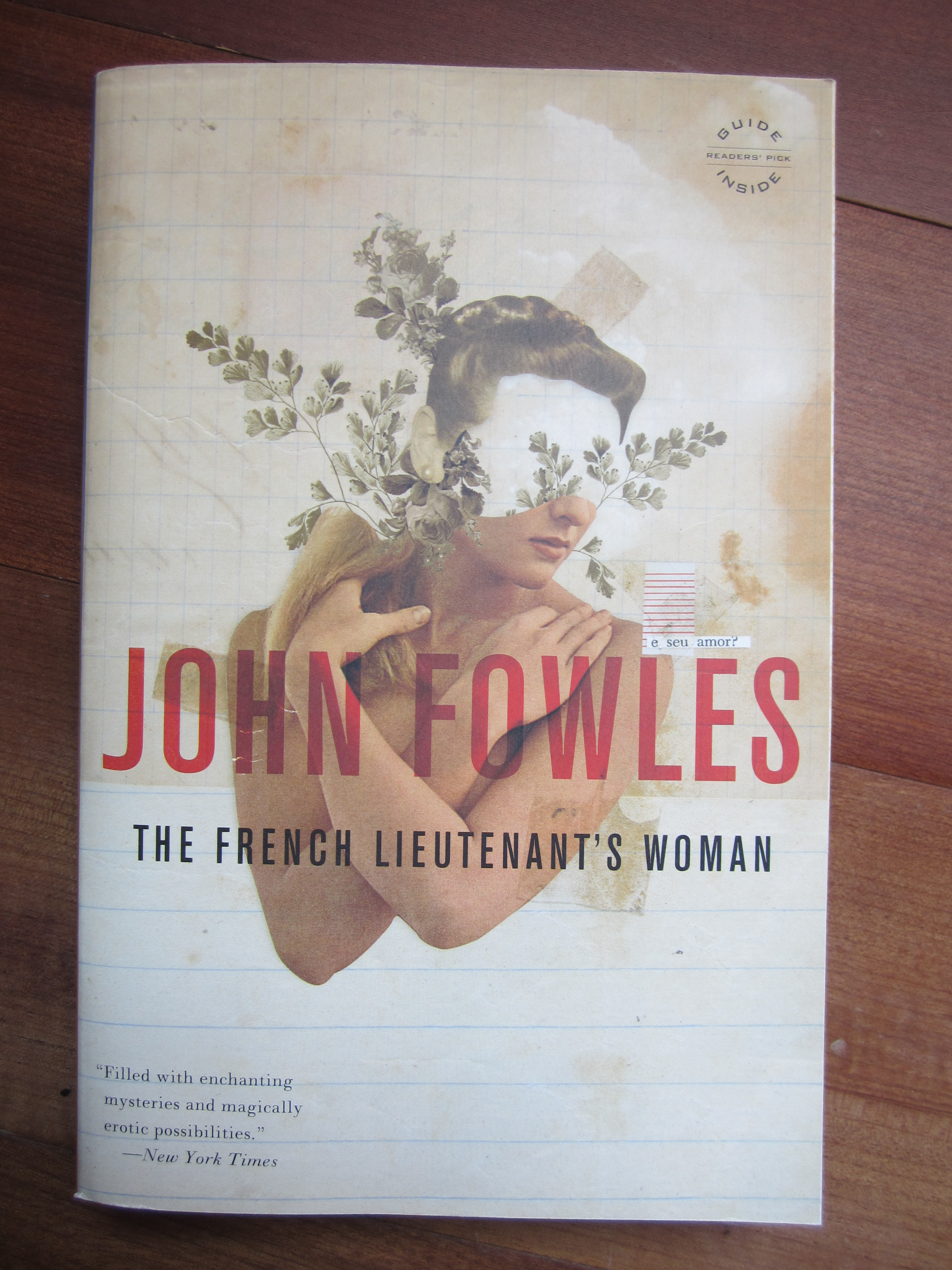 a review of the authorship style used in the french lieutenants woman by john fowles The french liutenant's woman – 1969 by: john fowles the french lieutenant's woman john robert fowles more prezis by author.