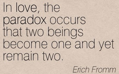 The Art of Loving (1956) by Erich Fromm & Thoughts on