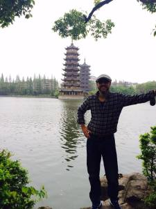 CG Fewston in Guilin 1 - April 2015