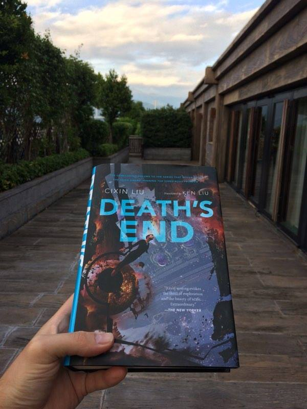 Deaths End Remembrance Of Earths Past 3 2010 By Cixin Liu