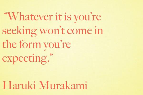 murakami quote 1