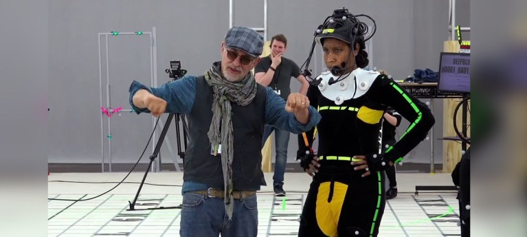 Ready Player One - Motion Capture | CGHOW