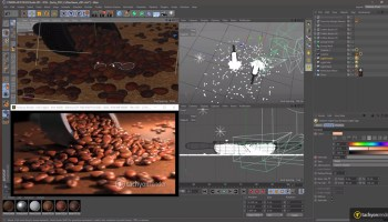 Get Things Rolling with RealFlow and Cinema 4D 2 5 | CGHOW