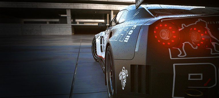 Making Of 'GT1 GT-R' in CINEMA 4D