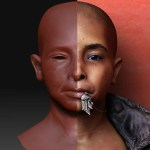Making of 'Kid' in Zbrush