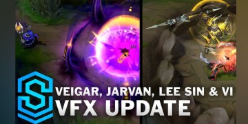 'League of Legends' Is Updating 4 Champions' Visuals and Sounds