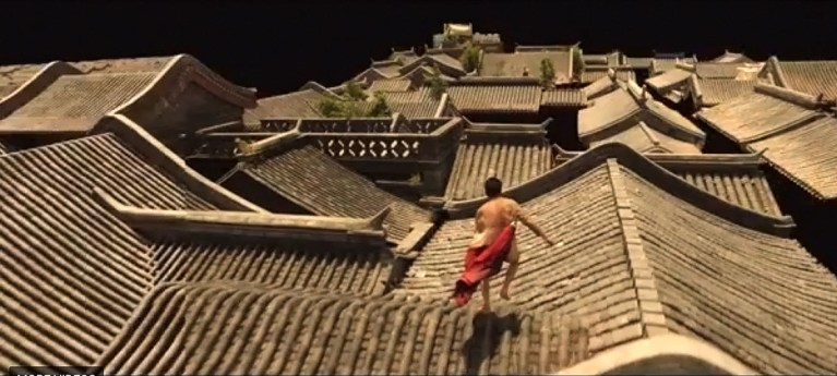 HIDDEN MAN: VFX BREAKDOWN BY DIGITAL DOMAIN