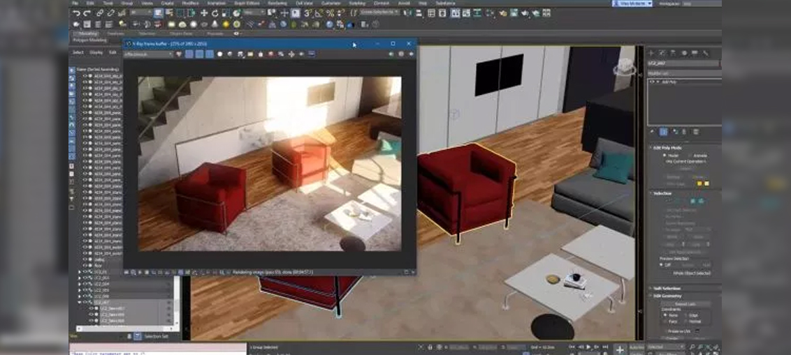 Introduction to the 3ds Max Substance Plugin   CGHOW