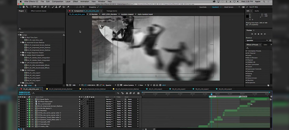 After Effects CC for Motion Graphics & Vfx