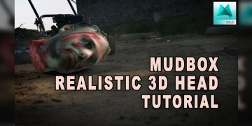 Create a Realistic 3D Head in Mudbox
