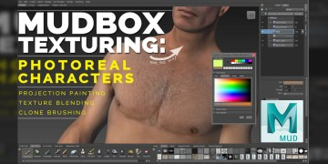 Creating Photorealistic Character Textures in Mudbox
