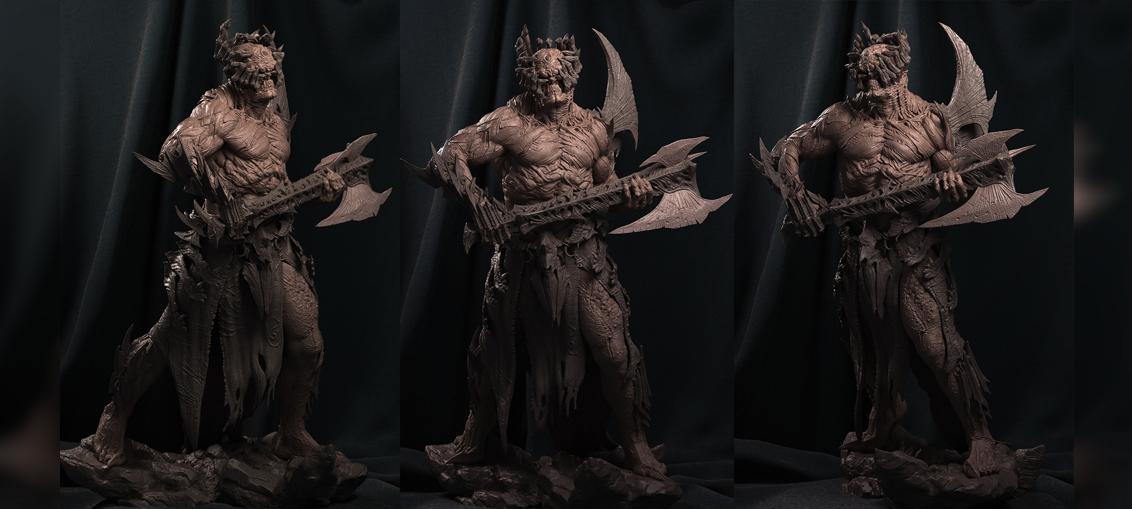 Faceless Demon