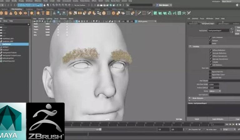 Fibermesh for Animation Production