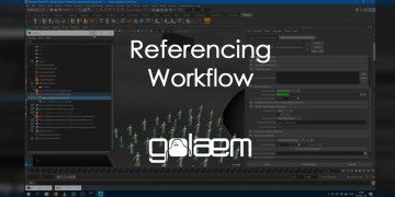 Golaem Referencing Workflow