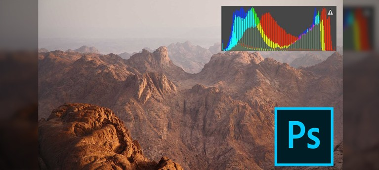 How to Use the Histogram in Photoshop