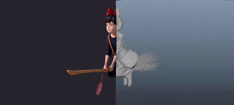 Kiki's Delivery Service CGI Breakdown