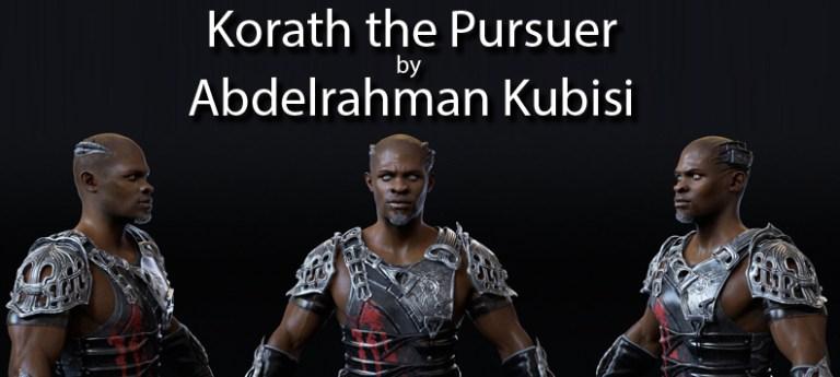 Korath the Pursuer by Abdelrahman Kubisi