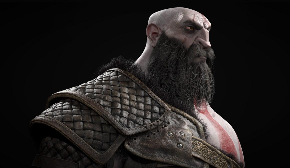 Kratos by Hugo Aubert
