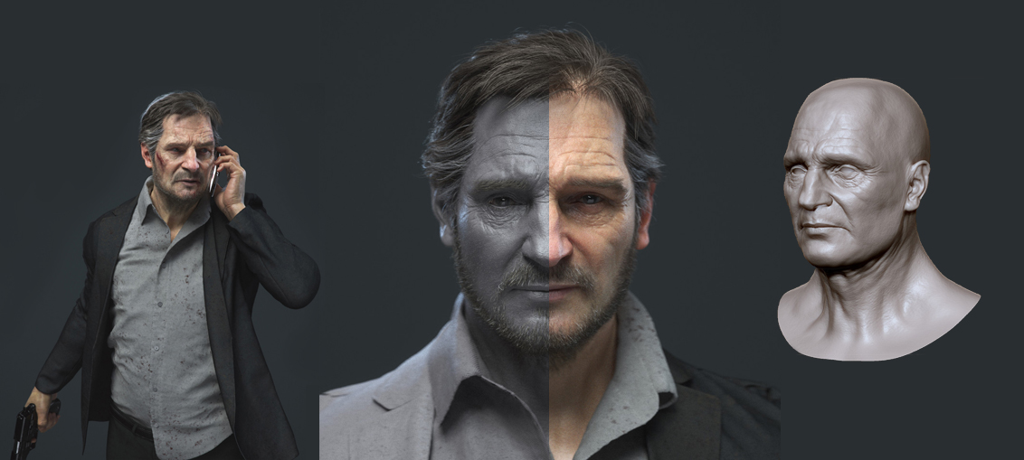 Liam Neeson - I will find you by Duc (Phil) Nguyen