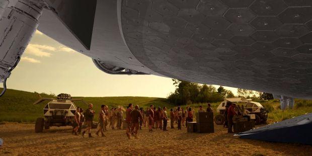 Lost in Space VFX Breakdown