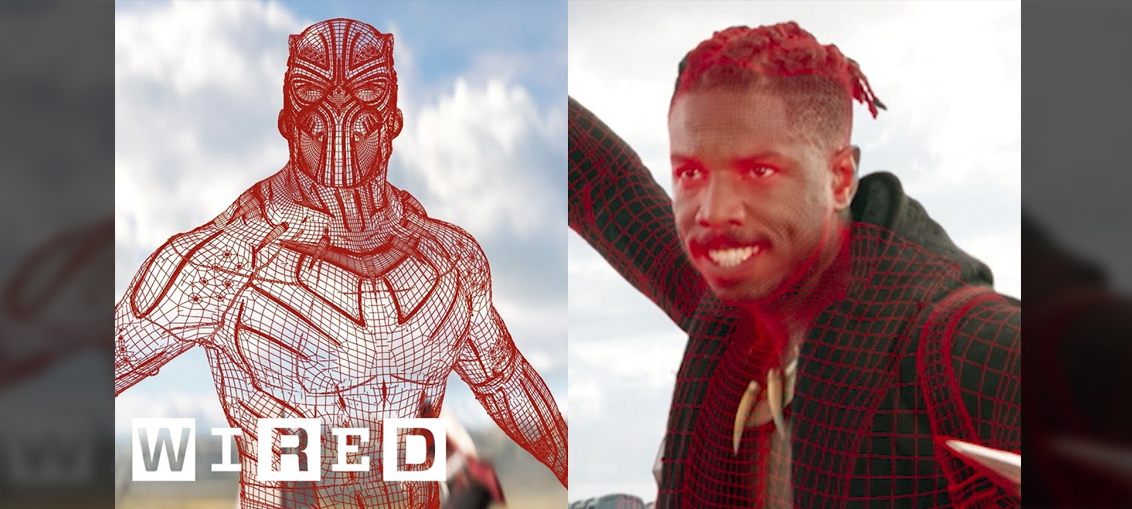 Making of Black Panther's Visual Effects