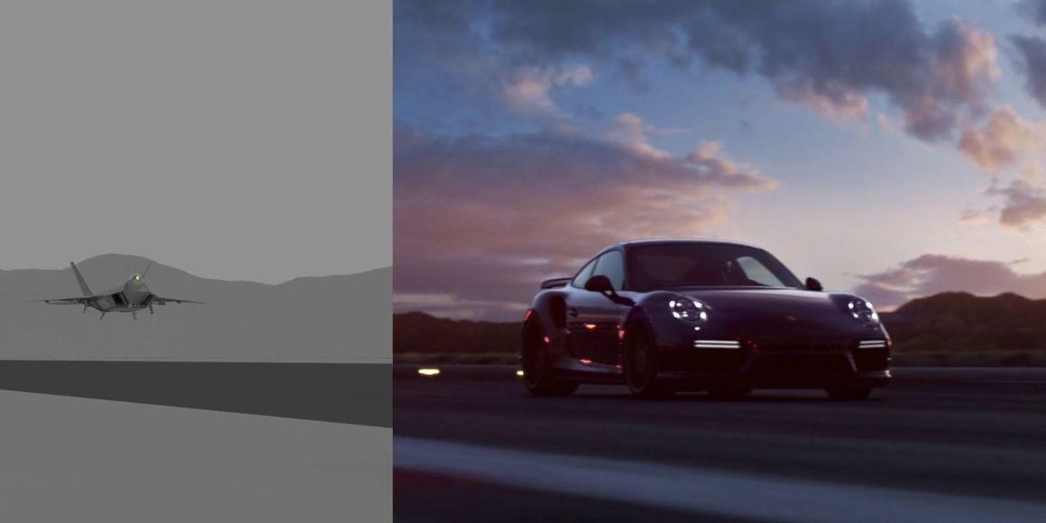 Making of Porsche Encounter
