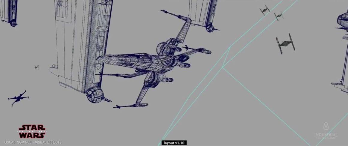 Making of Star Wars: The Last Jedi