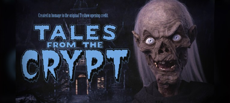 Making of Tales From the Crypt Fanart
