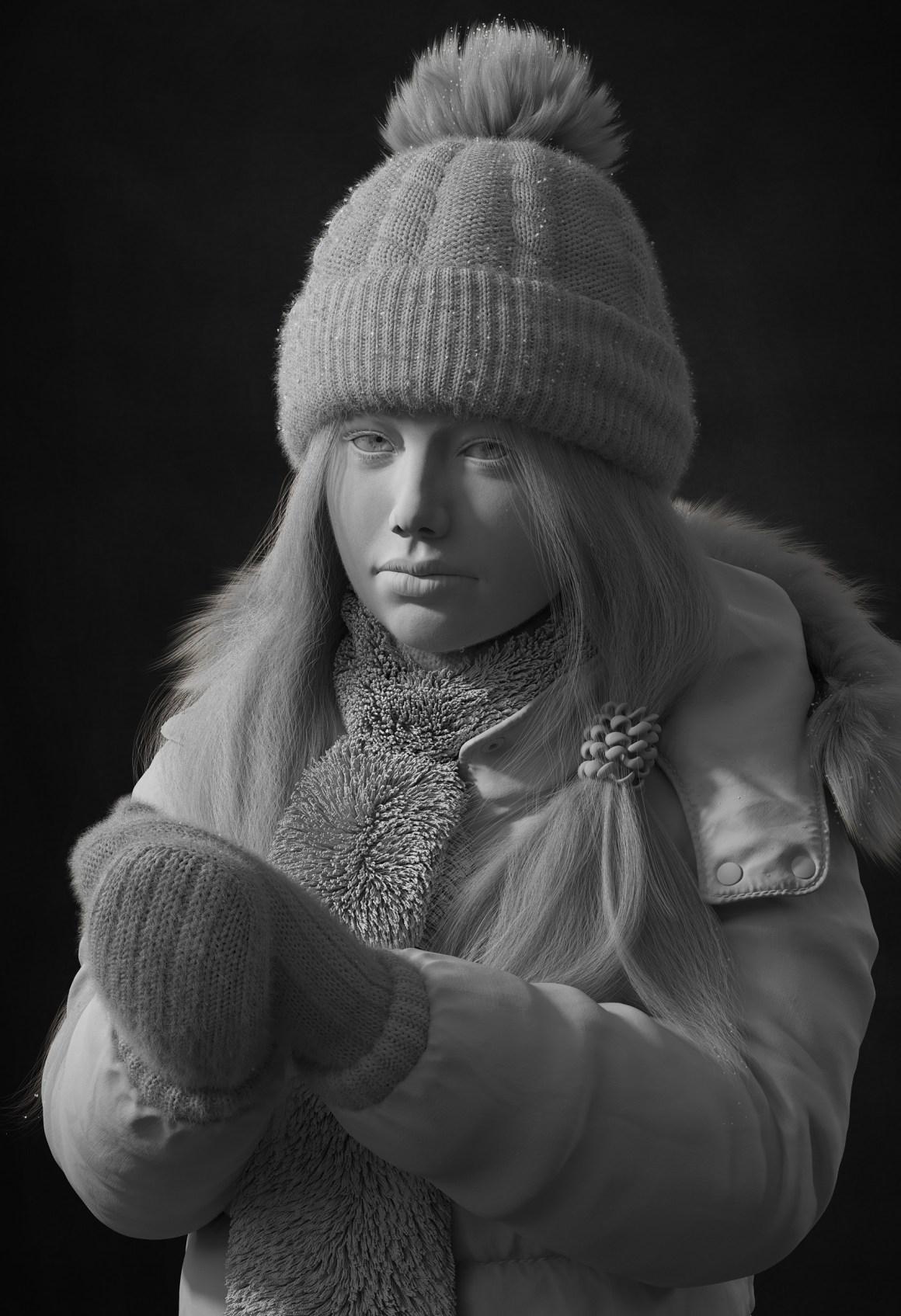 Maria by Nikolay Sladkov