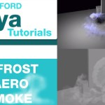 Maya Aero Smoke Tutorial