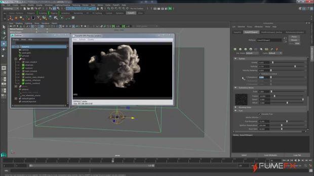 Maya Explosion Tutorial using FumeFX | CGHOW
