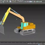 Rigging Mechanical Objects in 3ds Max