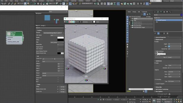 Subdivision and Displacement Mapping in Arnold For 3ds Max