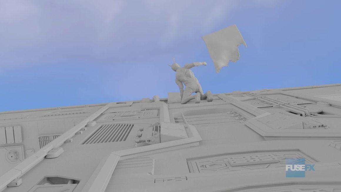 The Tick CGI Breakdown