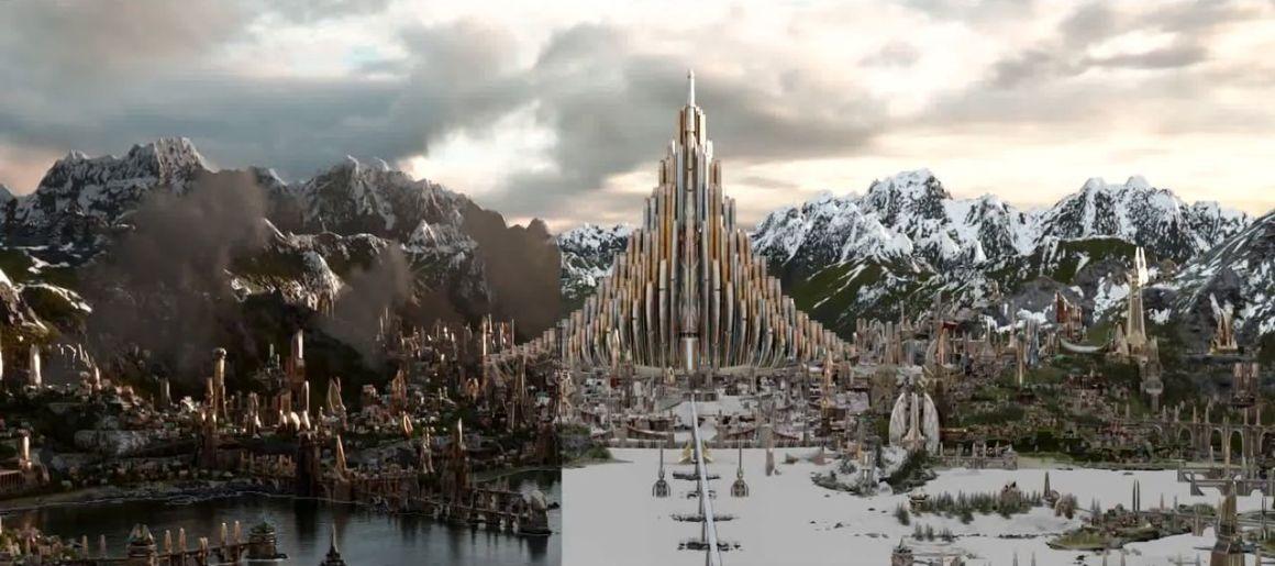 Thor: Ragnarok VFX Breakdown