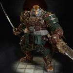 Tyrh Warrior by Carlos Cruz