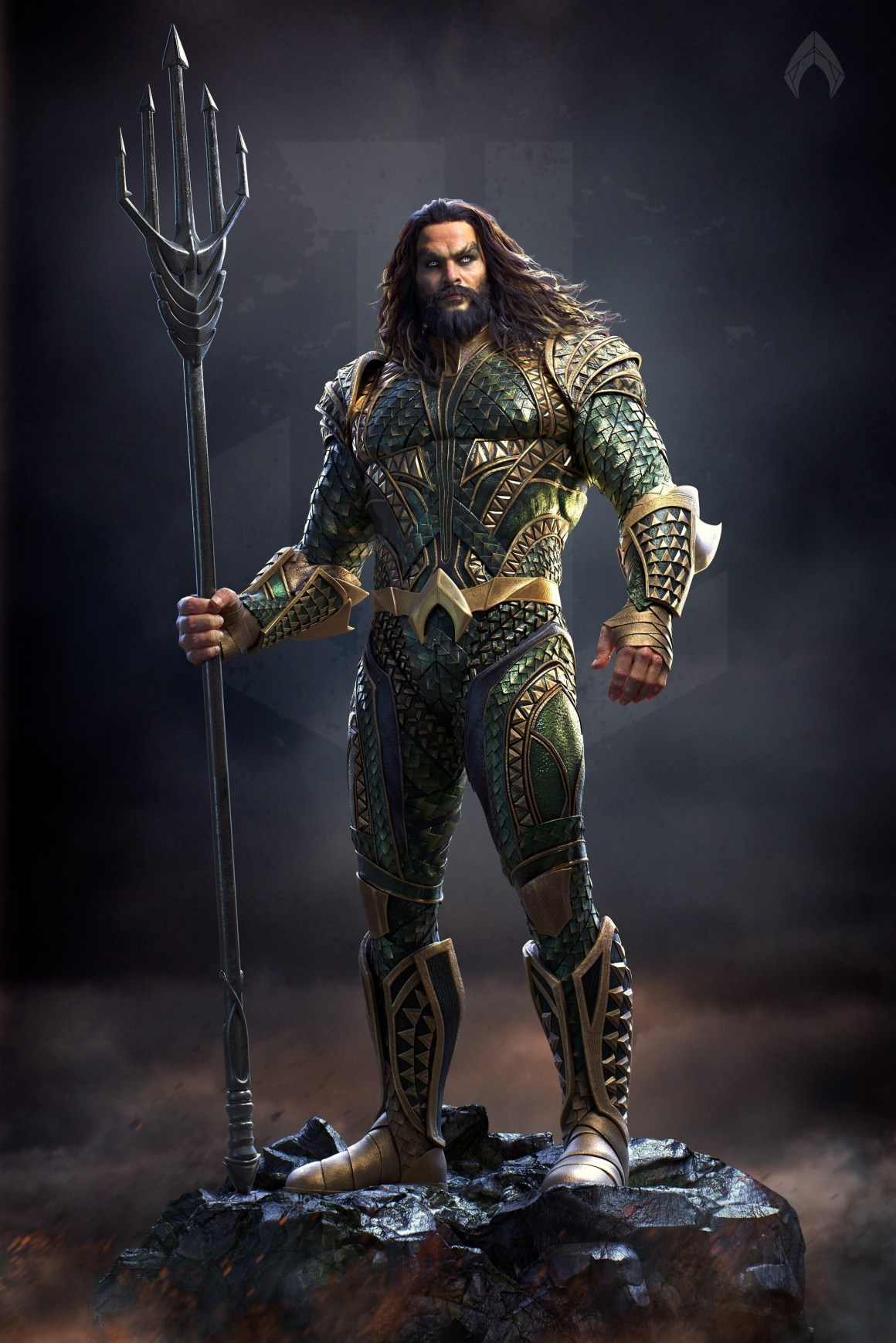 Aquaman by Zhao changyuan