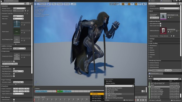 Epic Games Releases Unreal Engine 4.21
