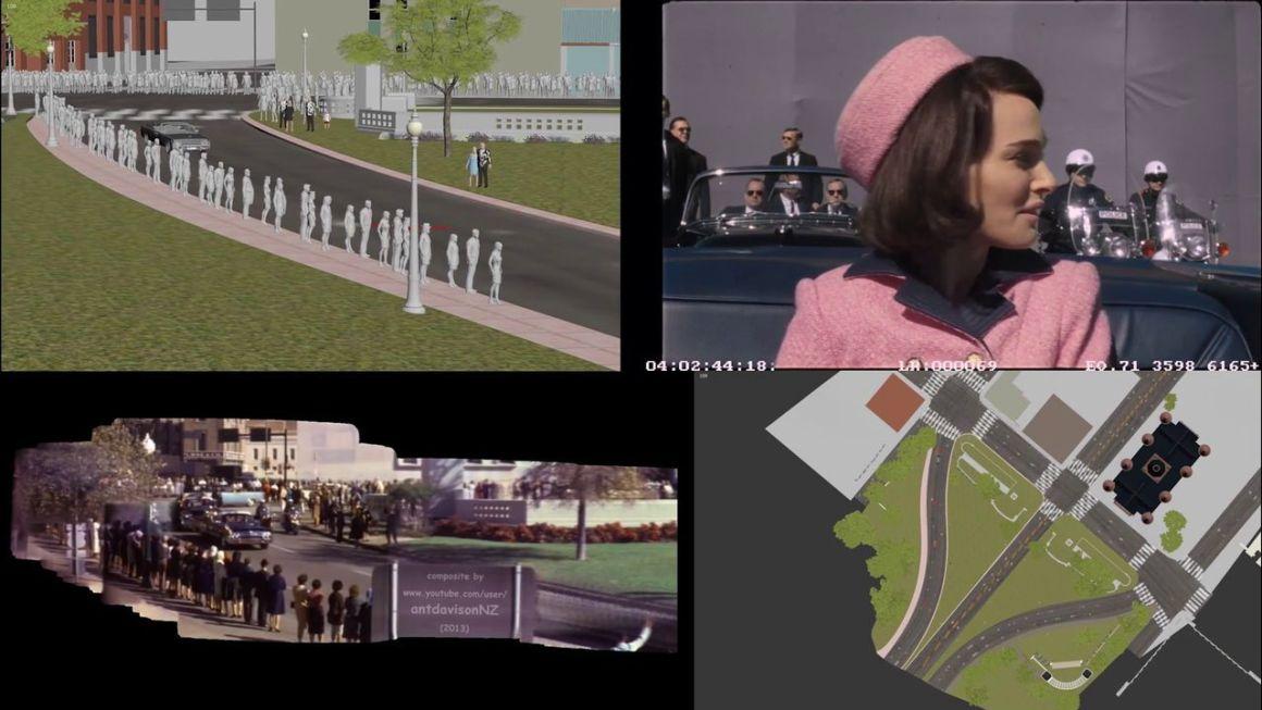 Jackie VFX Breakdown