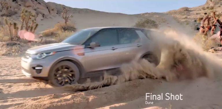 Land Rover CGI Breakdown