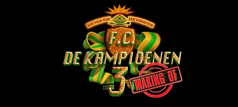 Making of FC De Kampioenen 3