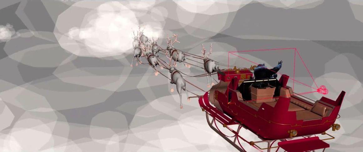 Making of Santa & Cie by Mikros