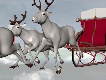 Making of Santa & Cie by Mikros