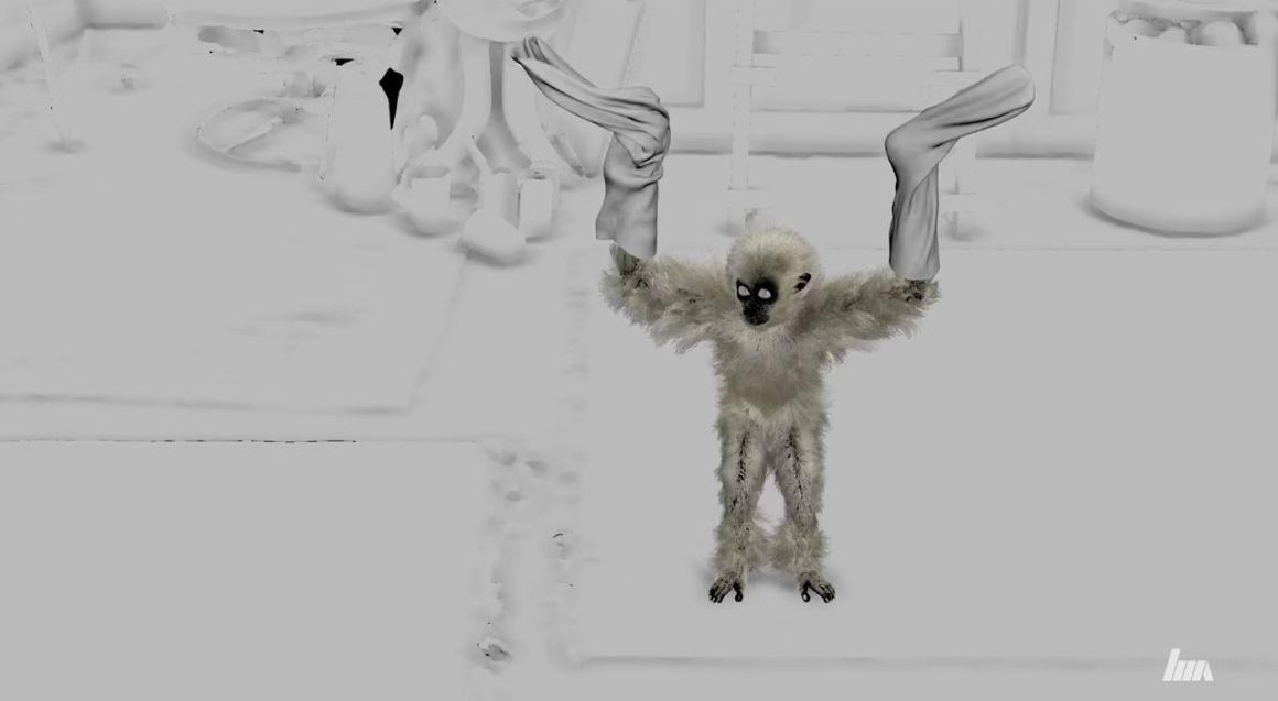 Monky VFX Breakdown
