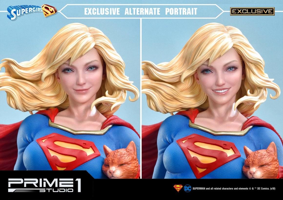 Prime1 Studio - Supergirl Statue by Wandah Kurniawan
