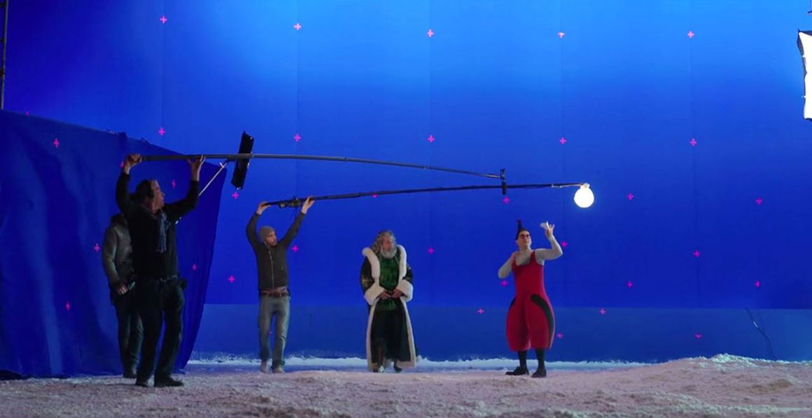 Santa & Cie VFX Breakdown