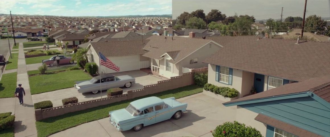 Suburbicon VFX Breakdown